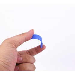 13.56Mhz Reuseable RFID Silicon Laundry Tag