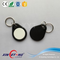 Custom Printing NFC ABS Keyfobs with compatible 1K Fudan F08 Chip