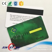 Hico Magnetic Stripe Thermal Printer Plastic PVC ID Card