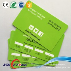 Contactless Smart Card For Use Public transportation