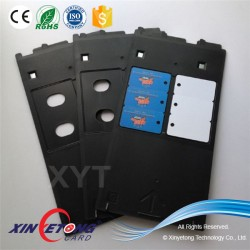 RFID Key Tag Combo Card / Direct Printing Inkjet Card