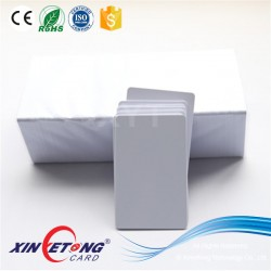 ISO15693 Icode Sli-X Blank Card for Thermal Printer