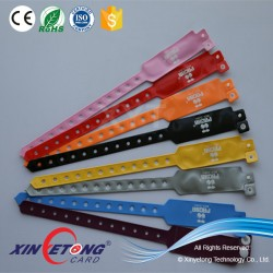 Silicon Chip Wristband for Events