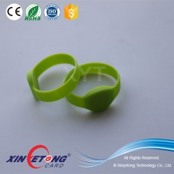 Fashion Silicone Smart/RFID wristbands