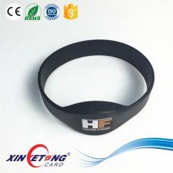 Characteristic 2015 colourful RFID Wristband Ntag 203