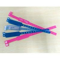Custom Printed Disposable PVC Wrsitband Baby ID Wristband