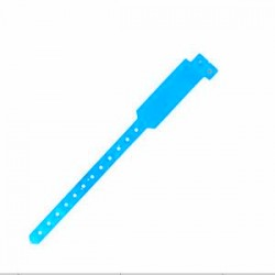 PVC Disposable Wristband for Baby Hospital Patients