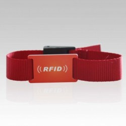 NFC Bracelet support for  a event payment system